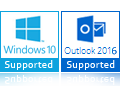 Windows and Outlook 2013